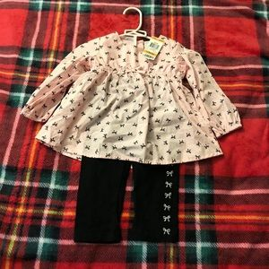 Girls 2pc outfit